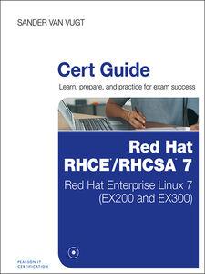 Ebook in inglese Red Hat RHCSA/RHCE 7 Cert Guide van Vugt, Sander