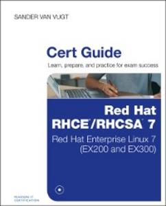 Ebook in inglese Red Hat RHCSA/RHCE 7 Cert Guide Vugt, Sander van