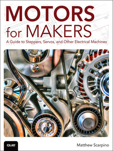 Ebook in inglese Motors for Makers Scarpino, Matthew