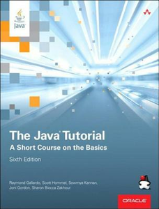 Ebook in inglese Java Tutorial Gallardo, Raymond , Gordon, Joni , Hommel, Scott , Kannan, Sowmya