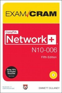 Foto Cover di CompTIA Network+ N10-006 Exam Cram, Ebook inglese di Emmett Dulaney, edito da Pearson Education