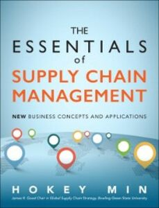 Ebook in inglese Essentials of Supply Chain Management Min, Hokey