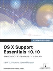 Foto Cover di Apple Pro Training Series, Ebook inglese di Gordon Davisson,Kevin M. White, edito da Pearson Education
