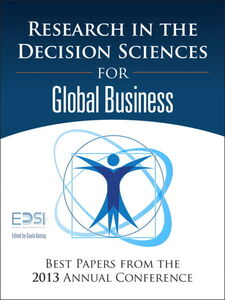 Ebook in inglese Research in the Decision Sciences for Global Business European Decision Sciences Institute , Vastag, Gyula