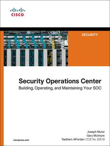 Ebook in inglese Security Operations Center AlFardan, Nadhem , McIntyre, Gary , Muniz, Joseph