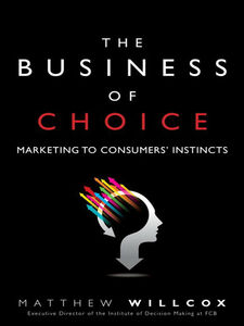 Ebook in inglese The Business of Choice Willcox, Matthew
