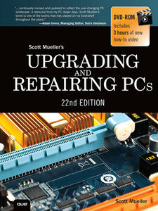 Foto Cover di Upgrading and Repairing PCs, Ebook inglese di Scott Mueller, edito da Pearson Education
