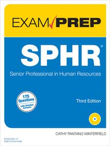 Ebook in inglese SPHR Exam Prep Winterfield, Cathy