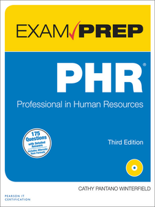 Ebook in inglese PHR Exam Prep Winterfield, Cathy