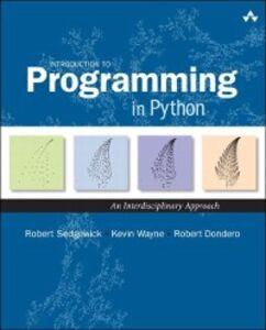 Ebook in inglese Introduction to Programming in Python Dondero, Robert , Sedgewick, Robert , Wayne, Kevin