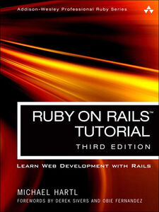 Ebook in inglese Ruby on Rails Tutorial Hartl, Michael
