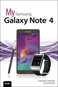 Ebook in inglese My Samsung Galaxy Note 4 Hart-Davis, Guy , Johnston, Craig James