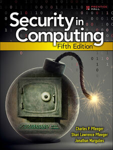 Foto Cover di Security in Computing, Ebook inglese di AA.VV edito da Pearson Education