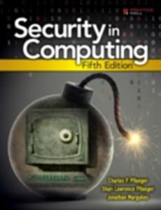 Ebook in inglese Security in Computing Margulies, Jonathan , Pfleeger, Charles P. , Pfleeger, Shari Lawrence