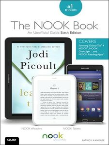 Ebook in inglese The NOOK Book Kanouse, Patrick