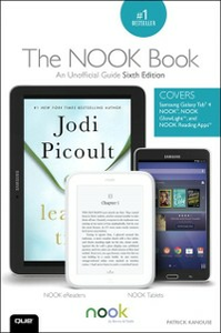 Ebook in inglese NOOK Book Kanouse, Patrick