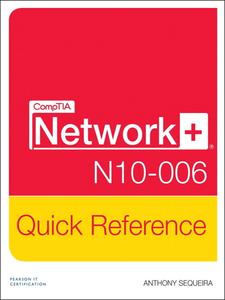 Ebook in inglese CompTIA Network+ N10-006 Quick Reference Sequeira, Anthony