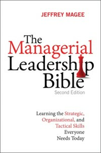 Ebook in inglese Managerial Leadership Bible Magee, Jeffrey