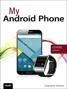 Ebook in inglese My Android Phone Johnston, Craig James