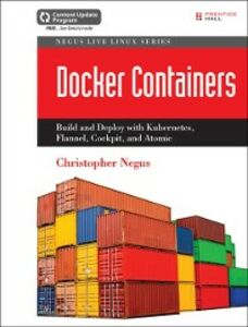 Ebook in inglese Docker Containers (includes Content Update Program) Negus, Christopher
