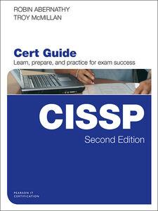 Ebook in inglese CISSP Cert Guide Abernathy, Robin , McMillan, Troy