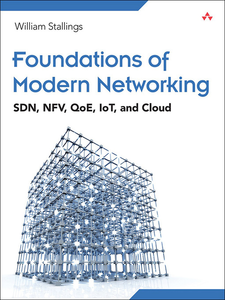 Ebook in inglese Foundations of Modern Networking Stallings, William