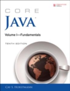 Ebook in inglese Core Java Volume I--Fundamentals Horstmann, Cay S.