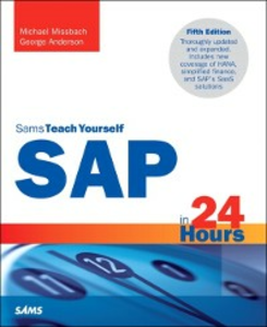 Ebook in inglese SAP in 24 Hours, Sams Teach Yourself Anderson, George , Missbach, Michael