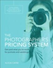 Photographer's Pricing System