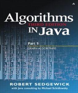 Ebook in inglese Algorithms in Java, Part 5 Sedgewick, Robert