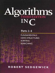 Foto Cover di Algorithms in C, Parts 1-4, Ebook inglese di Robert Sedgewick, edito da Pearson Education