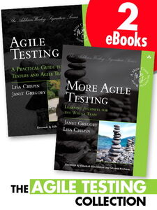 Ebook in inglese The Agile Testing Collection Crispin, Lisa , Gregory, Janet