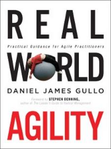 Ebook in inglese Real World Agility Gullo, Daniel James