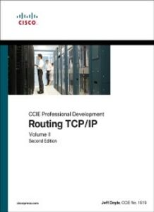 Foto Cover di Routing TCP/IP, Volume II, Ebook inglese di Jeff Doyle, edito da Pearson Education