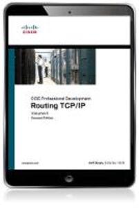 Foto Cover di Routing TCP/IP, Volume II, Ebook inglese di Jeff Doyle, edito da Pearson Education