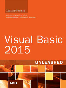Ebook in inglese Visual Basic 2015 Unleashed Del Sole, Alessandro