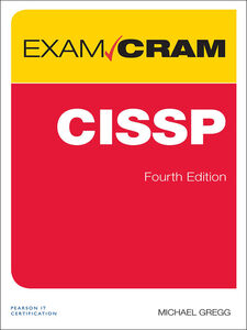 Ebook in inglese CISSP Exam Cram Gregg, Michael