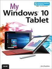 My Windows 10 Tablet