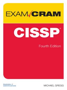 Ebook in inglese CISSP Exam Cram Gregg, Michael
