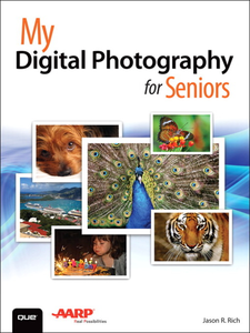 Ebook in inglese My Digital Photography for Seniors Rich, Jason R.