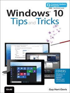 Ebook in inglese Windows 10 Tips and Tricks Hart-Davis, Guy