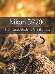Ebook in inglese Nikon D7200 Foster, Jerod