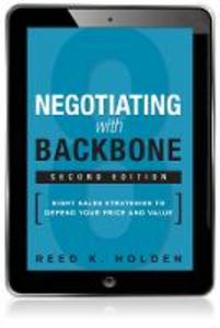 Ebook in inglese Negotiating with Backbone Holden, Reed K.