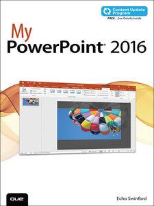 Ebook in inglese My PowerPoint 2016 Swinford, Echo