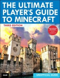 Ebook in inglese Ultimate Player's Guide to Minecraft O'Brien, Stephen