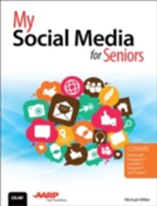 Ebook in inglese My Social Media for Seniors Miller, Michael