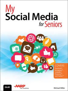Ebook in inglese My Social Media for Seniors Miller, Michael R.