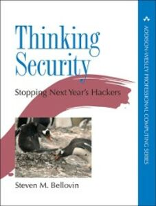 Ebook in inglese Thinking Security Bellovin, Steven M.