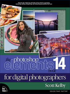 Ebook in inglese The Photoshop Elements 14 Book for Digital Photographers Kelby, Scott