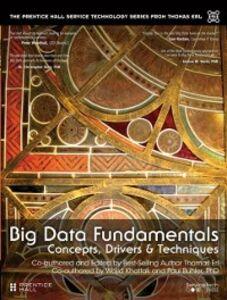 Ebook in inglese Big Data Fundamentals Buhler, Paul , Erl, Thomas , Khattak, Wajid